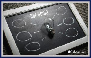 set goals teens